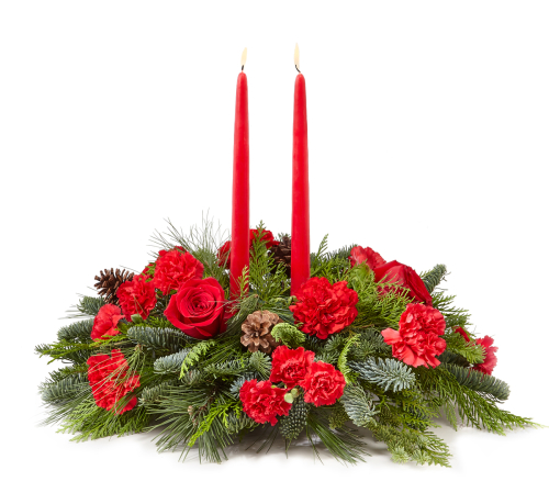 FTD Holiday Classics Centerpiece