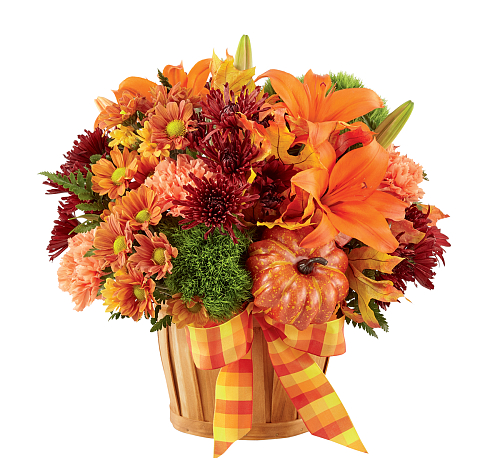 FTD® Autumn Celebration Basket