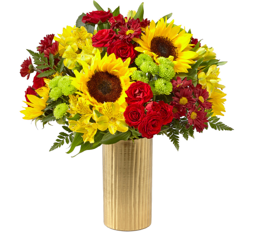 FTD® Shades of Autumn Bouquet