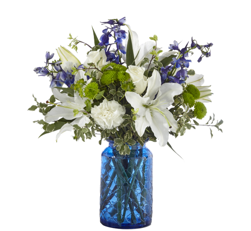 FTD® Healing Love Bouquet #FN19FA · FTD® Funeral Flowers ...