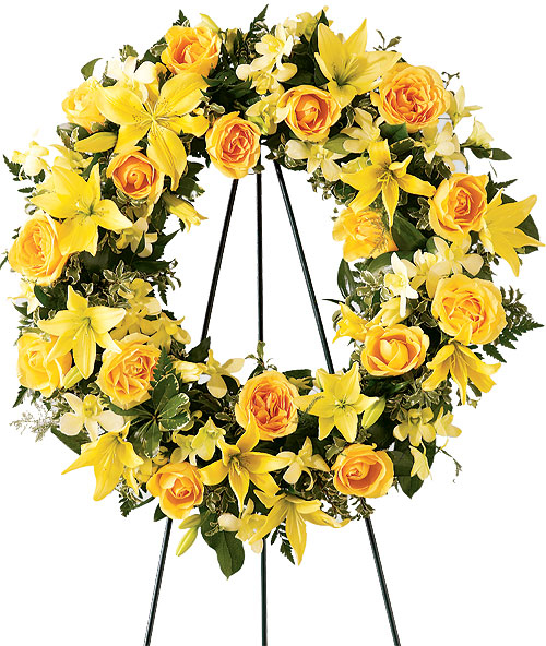 FTD Ring of Friendship™ Wreath