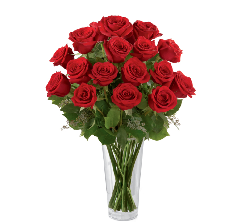 FTD Red Rose Bouquet