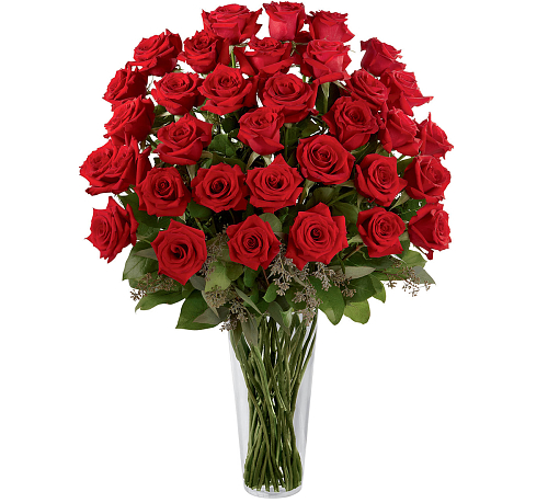 FTD® 36 Red Rose Bouquet
