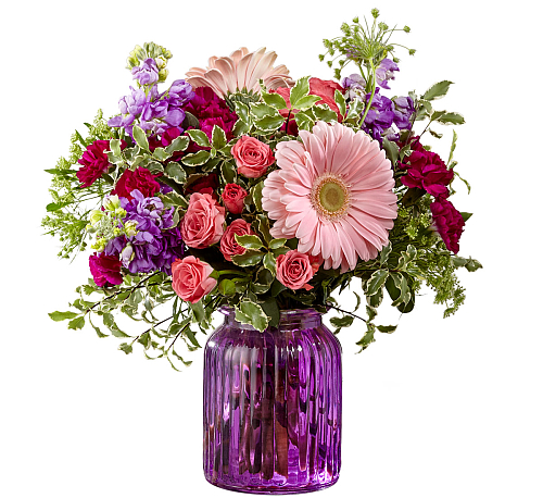 FTD® Purple Prose Bouquet