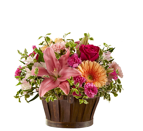 FTD® Spring Flowers · ( 18-S4s) #SP13FA · Canada Flowers