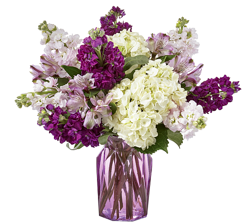 FTD® Violet Delight Bouquet