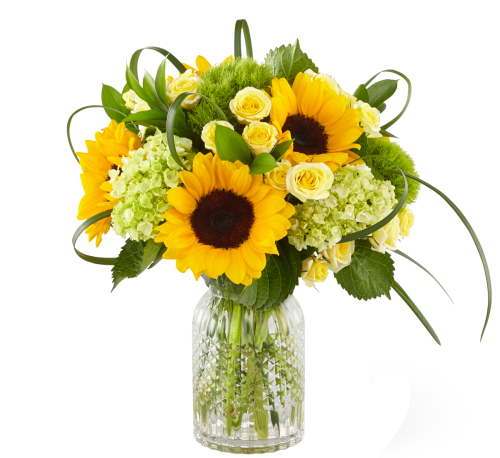 FTD® Sunlit Days Bouquet