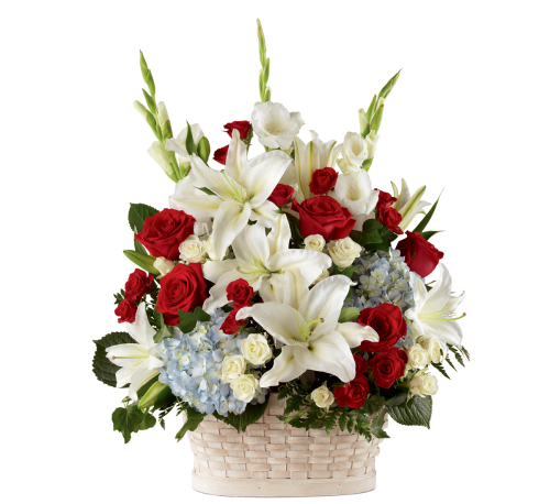 FTD® Greater Glory Basket