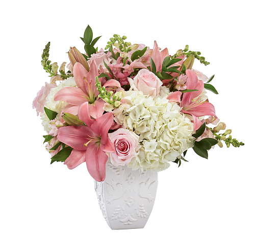 FTD® Peace and Hope Pink Bouquet