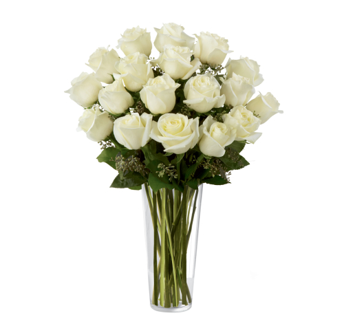 FTD White Roses Bouquet