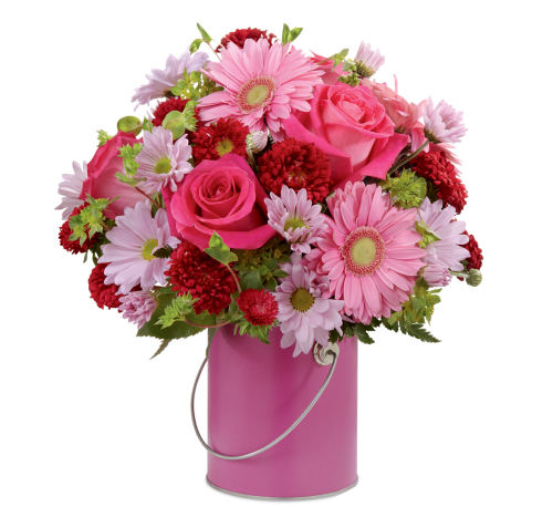 FTD Colour Your Day With Happiness Bouquet