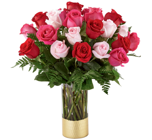 FTD® Love & Roses Bouquet