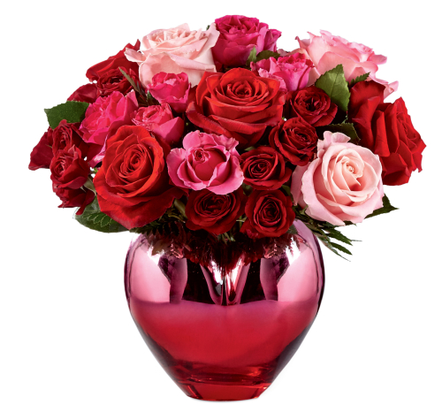 FTD My Heart to Yours Rose Bouquet