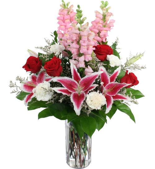 Sympathy Flower Arrangements Beautiful Flowers Sy12aa Canada