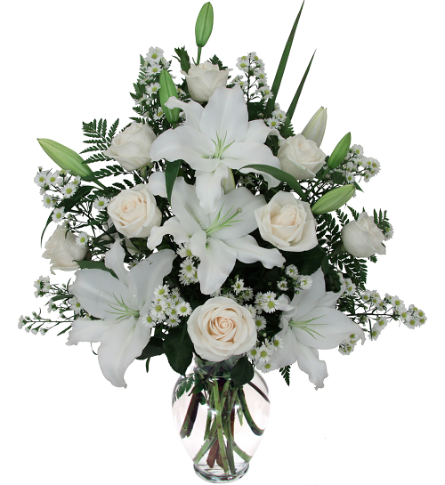 Sympathy arrangements · peace sy aa canada flowers