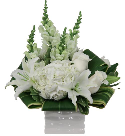 Solace Sy37aa Sympathy Flower Arrangements Canada Flowers Ca