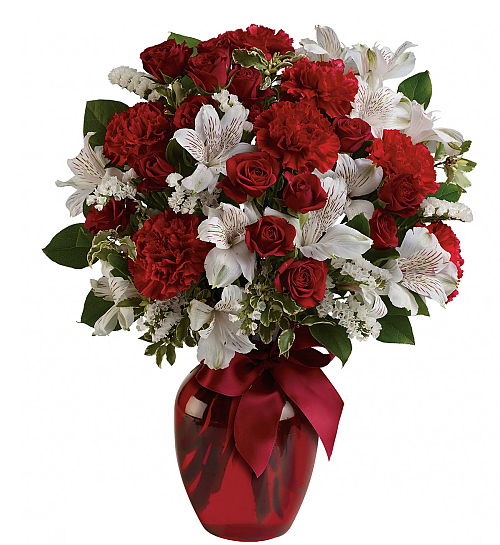 Teleflora's Light of My Heart Bouquet