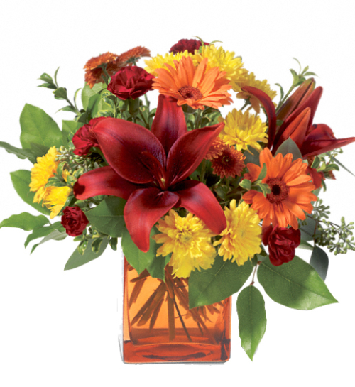Teleflora's Autumn's Awe