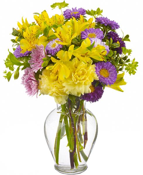 Teleflora Budget Flowers 183 Tfweb163 Bu24ta 183 Canada Flowers