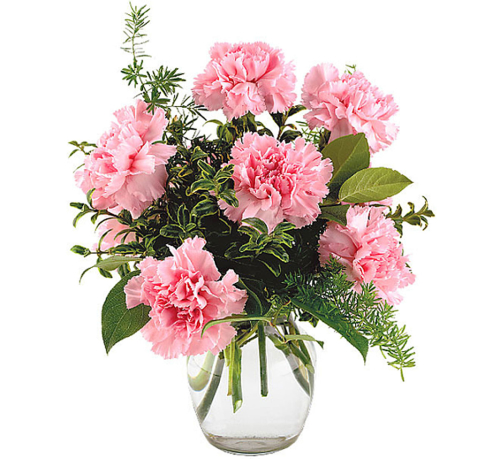 Teleflora's Pink Notion Bouquet