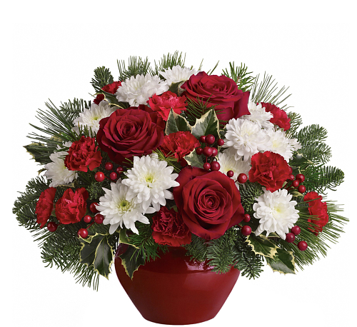 Teleflora's Christmas Treasure