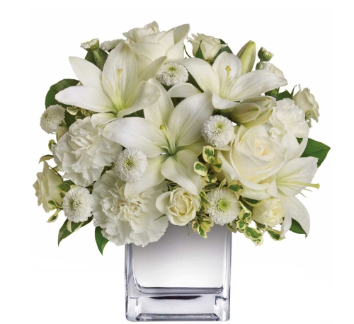 Teleflora's Faith Hill Peace and Joy Bouquet
