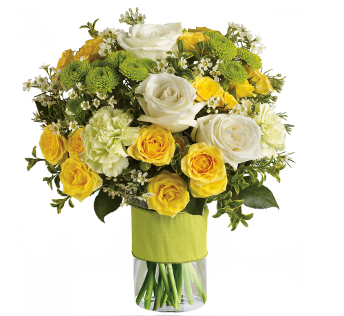 Teleflora's Your Sweet Smile Bouquet