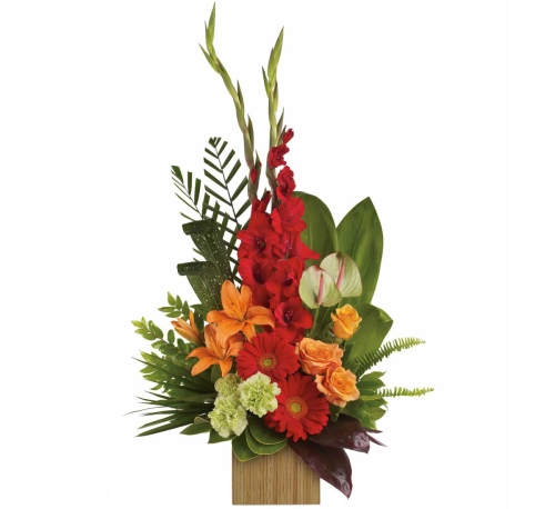 Teleflora's Heart's Companion Bouquet