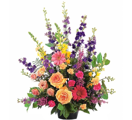 Teleflora's Most Memorable Tribute
