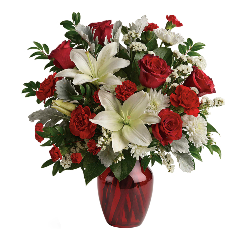 Teleflora's Visions Of Love Bouquet