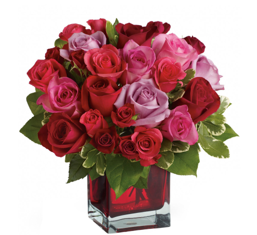 Teleflora's Madly in Love Bouquet