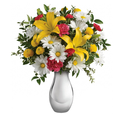 Teleflora's Just Tickled Bouquet
