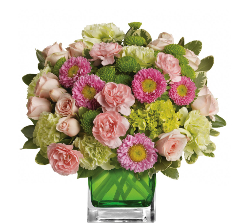 Teleflora's Make Her Day Bouquet