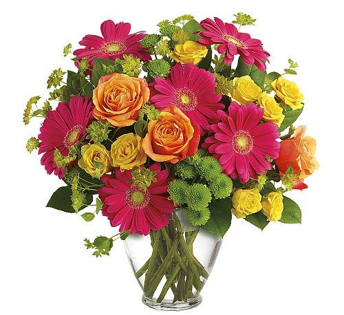Teleflora's End Of The Rainbow Bouquet