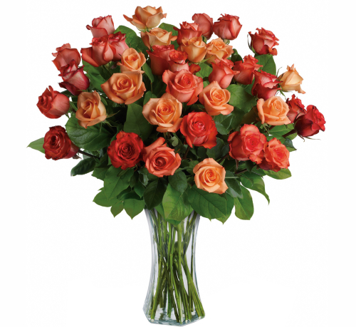 Teleflora's Sunrise Splendor Bouquet