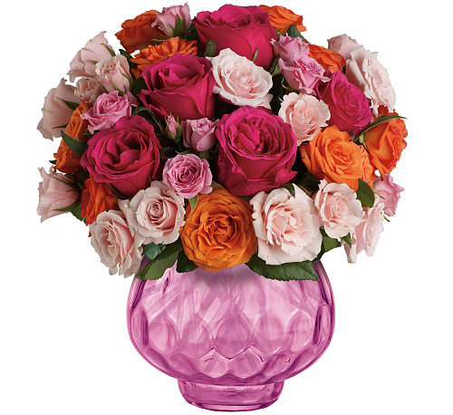 Teleflora's Sweet Fire Bouquet