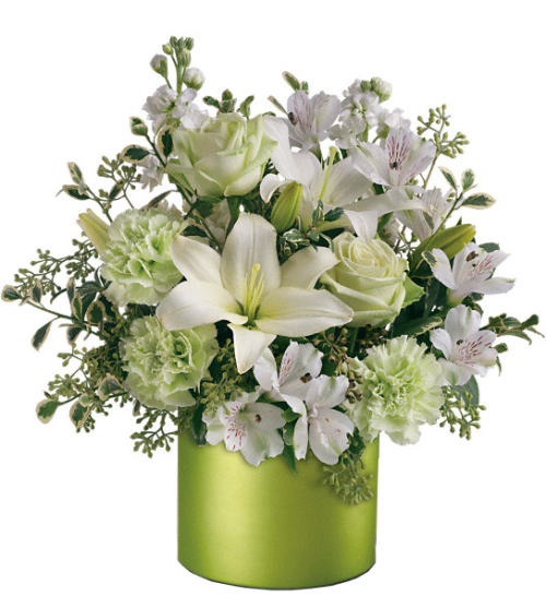 Teleflora's Sea Spray Bouquet