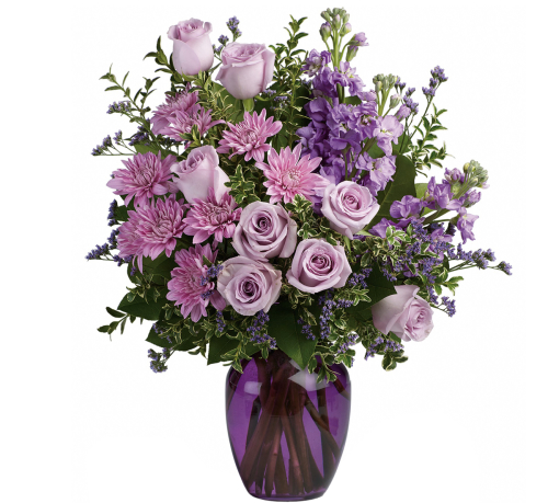 Teleflora's Together At Twilight Bouquet