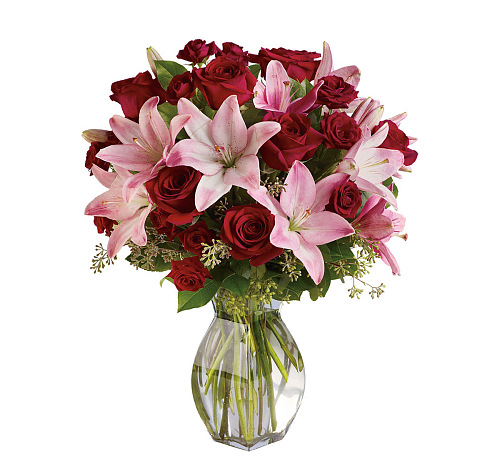 Teleflora's Lavish Love Bouquet