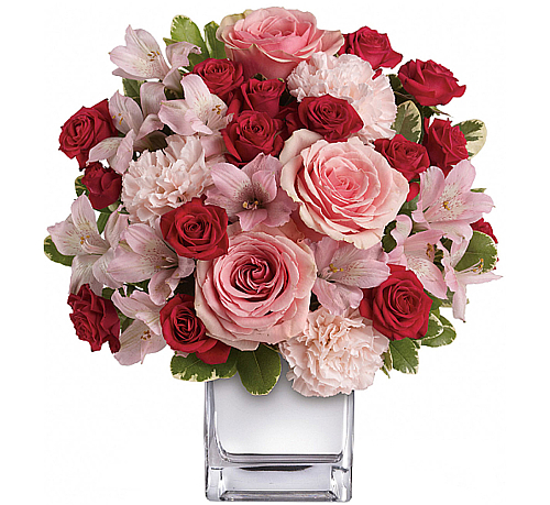 Teleflora's Love That Pink Bouquet