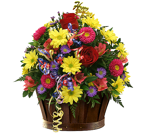 UK Flower Delivery · Birthday Flowers #GBA3AA · Canada Flowers